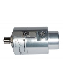 Measuring chamber, 4 l/min @ 0.8 MPa, hose quick coupling, filter, P-range 0.3… 1.5 MPa, DP measuring. gas / air S505