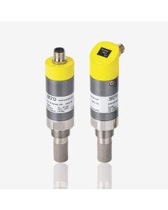 S215, 3-draads analoge + SDI Dauwpuntsensor, -20...+50°CTd met geïntegreerde druksensor -0,1...1,6 MPa