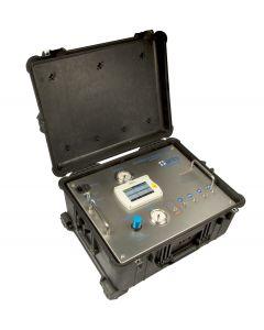 Breathing air analysis