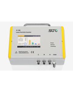 S130,  particle counter, size range d: 0.3 < d ≤ 5.0 μm