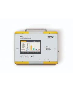S132,  particle counter, size range d: 0.1 < d ≤ 5.0 μm