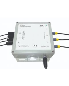 Current meter, 0… 20 mA, 8 channels, Modbus / RTU
