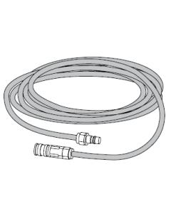 CEJN Straight hose set e-Safe coupling/nipple Serie 320
